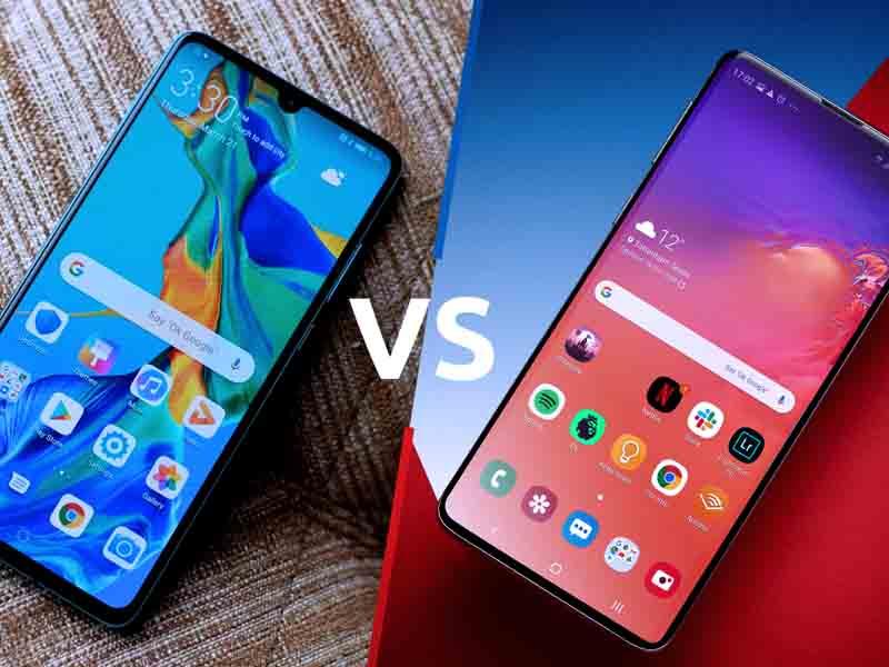 Samsung или Huawei
